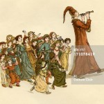 英語で何て言う? 「ハーメルンの笛吹き男」